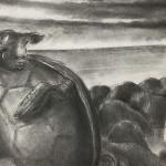 Departure:「The mock turtle's story (にせウミガメのお話)」「The curious croquet game (ふうがわりなクロケー試合)」不思議の国のアリスより