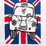 London taxi イングランドで行われているラグビー世界大会で奇跡が起こったらしい。実は、Davis Cupでも・・・
