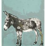Lonely Donkey ロバに関する考察と、ラジオの日付変更線ジェットストリーム。ところで驢馬って書ける?