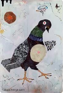 葉と刃と鳩