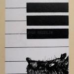 Piano Dog ビリー・ジョエルのはピアノ・マン。マンと言えば、リチャード・クレイダーマン