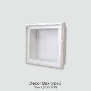 Decor Box typeG L