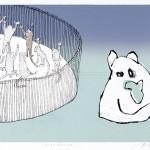 ボレロが好きなクマ たーーーたらたらたら、たったらたー♪