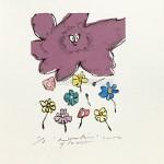 a mountain flower エーデルワイスが聞こえて来そう♪
