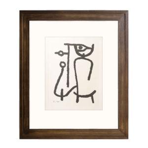 """""""Lady Apart"""" Paul Klee"""