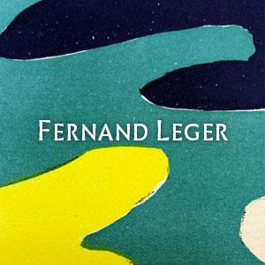 フェルナン・レジェ Fernand Leger